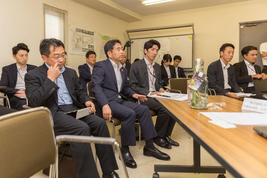 長門湯本温泉事業者オーディション最終報告会