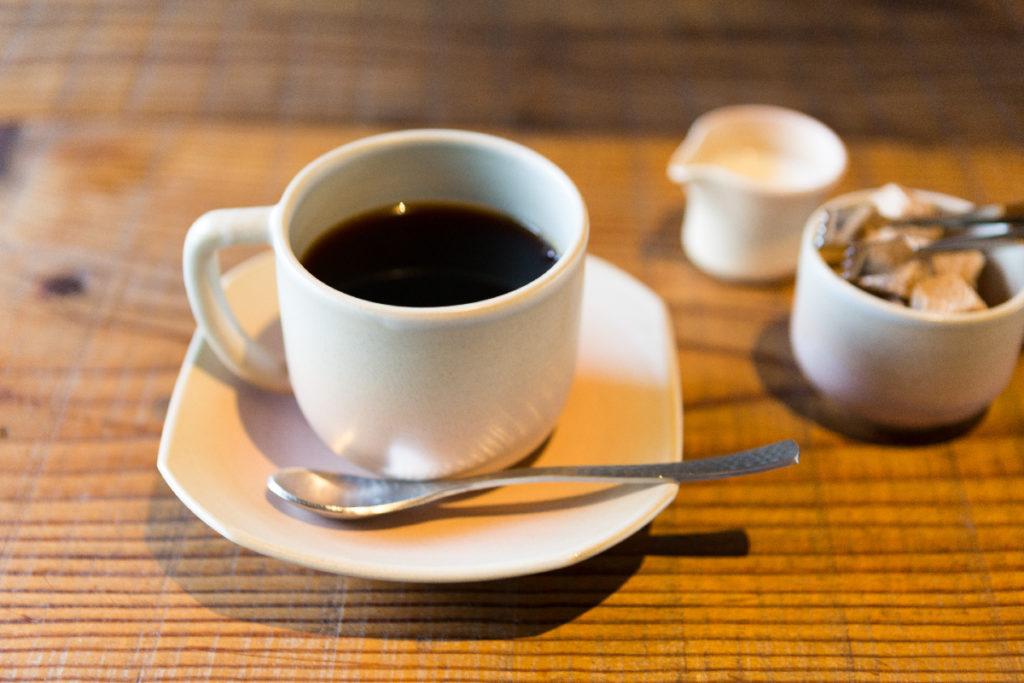 cafe&pottery音コーヒー