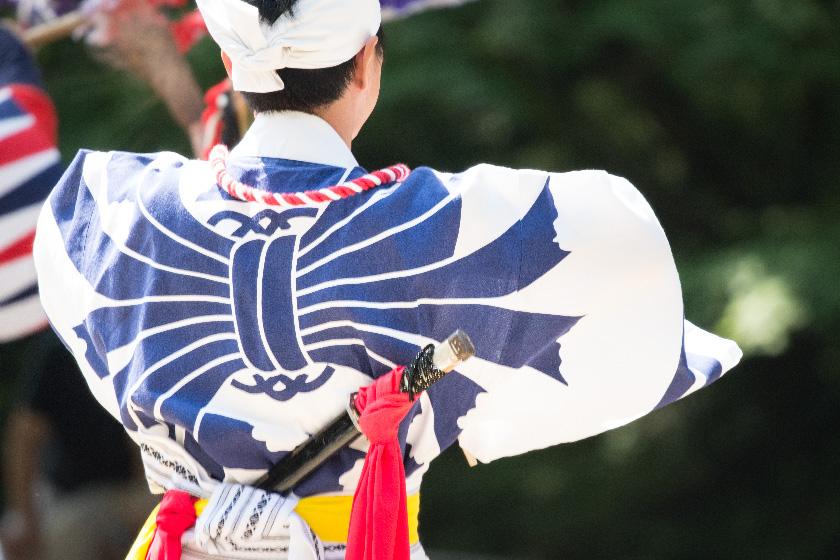 湯本南条踊り