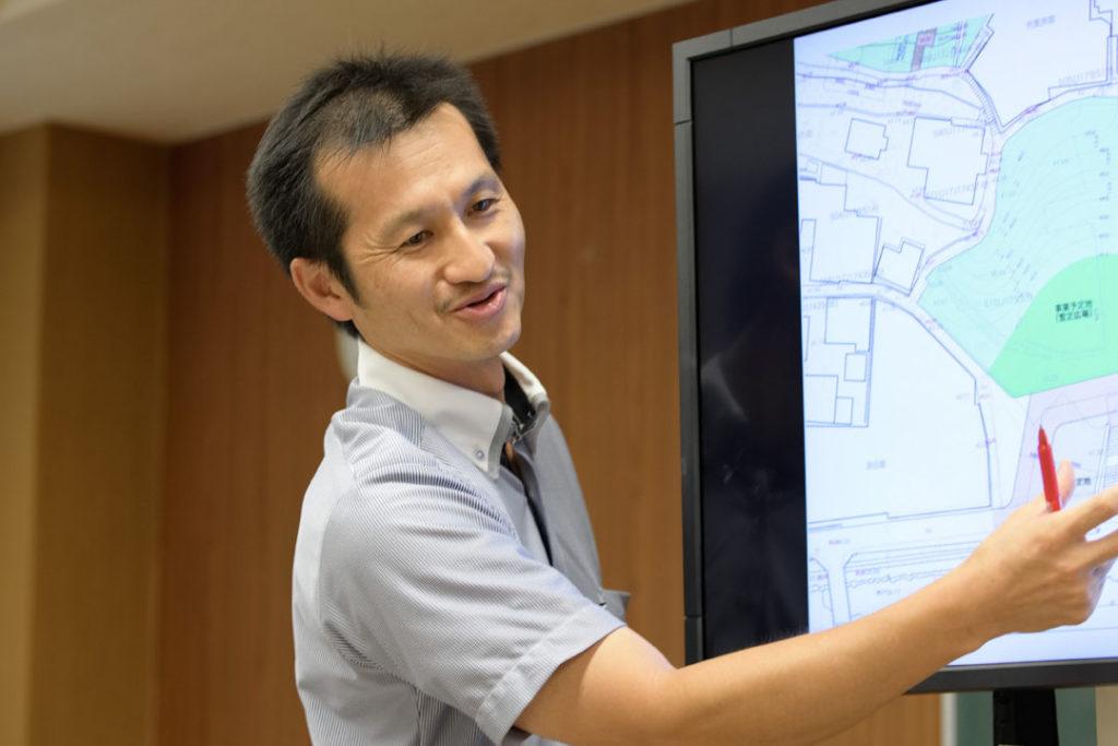 デザイン会議:川原先生