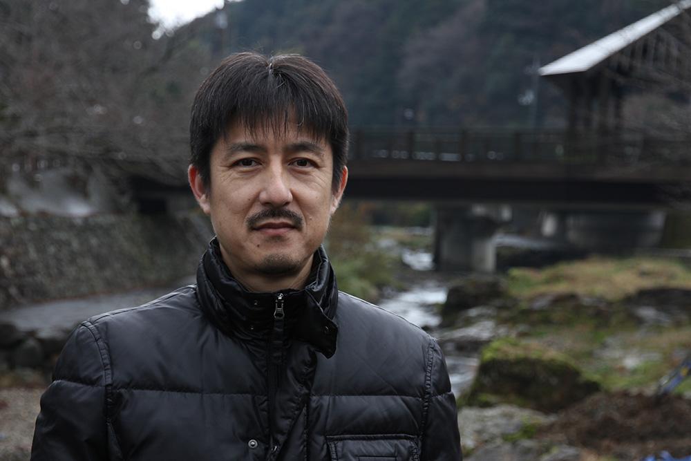 長門湯本デザイン会議メンバー 金光弘志さん